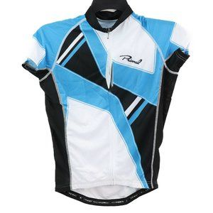 New Womens Primal Racecut Cycling Jersey Size M